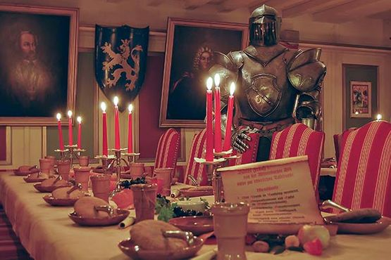 Hotel Wittelsbacher Höh - Medieval Knight's Feast